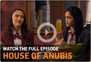 TVRaven - House of Anubis full episodes free online