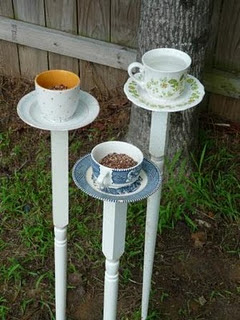 Teacups Recycled