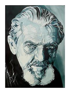 Hrvoje Radovanovic - Ritratto di Stanko - Portret Stanka - Stanko's portrait