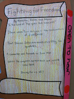language arts, social studies, Mrs. Moorman