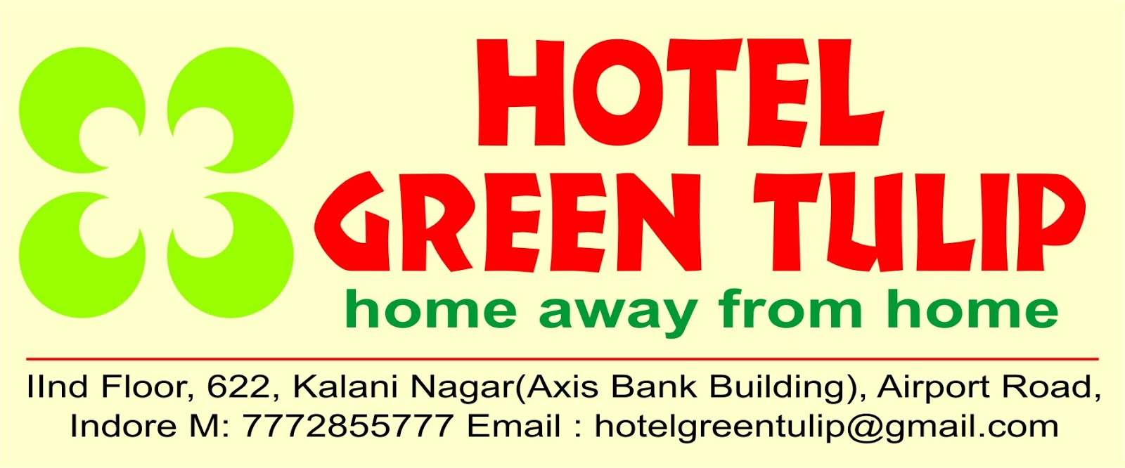 Hotel Green Tulip