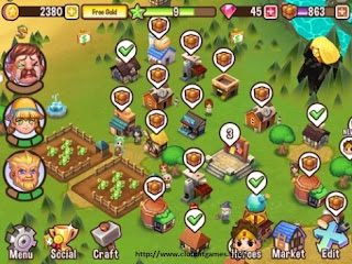 LINK DOWNLOAD GAMES Adventure Town 0.9.0 FOR ANDROID CLUBBIT