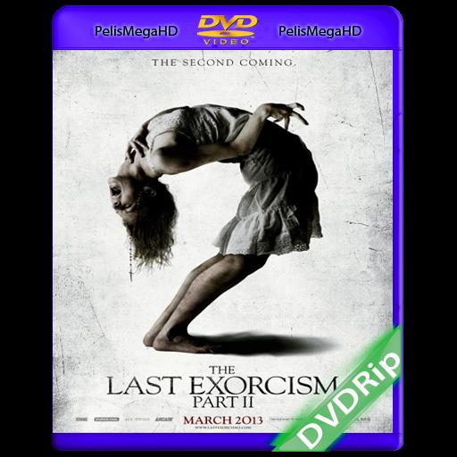 EL ÚLTIMO EXORCISMO PARTE II (2013) DVDRIP ESPAÑOL LATINO