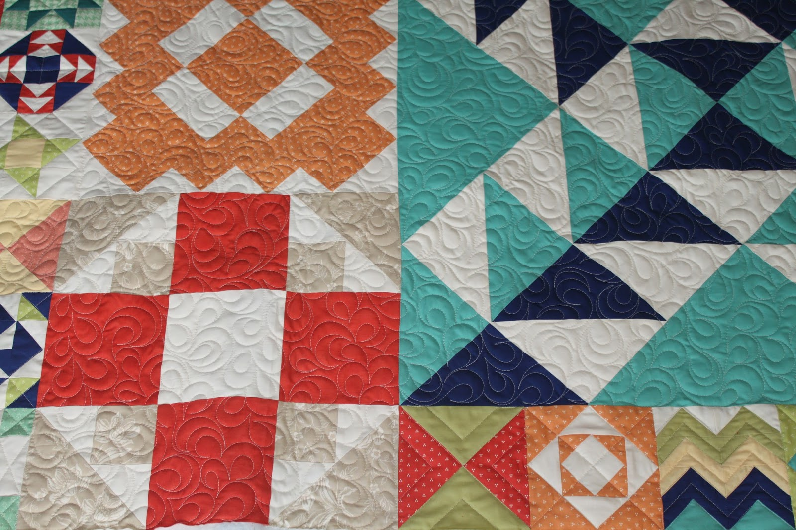 Stitch by stitch two moda modern building blocks quilts for Modern house quilt block