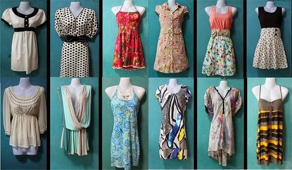 Grosir Baju Fashion Wanita Murah Tanah Abang