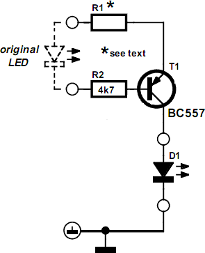 Modding Circuit Diagram