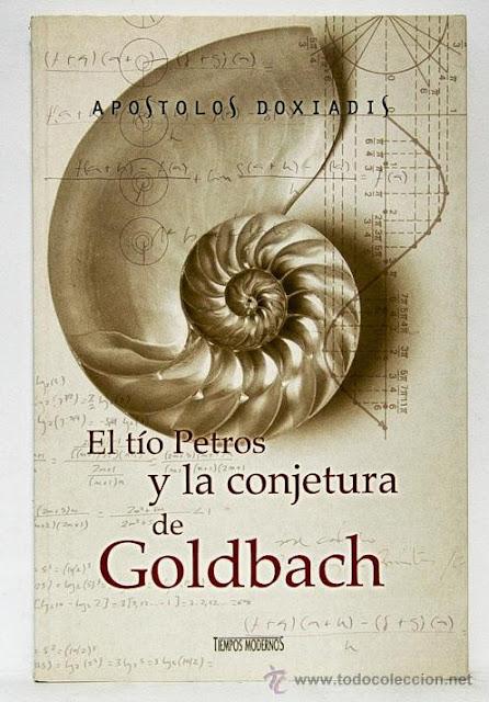 Apostolos Doixadis, La conjetura de Goldbach