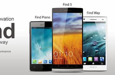 Daftar Harga HP Oppo Smartphone Terbaru Sekarang 2014