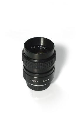 TV lens 25/1.4 aka Fujian