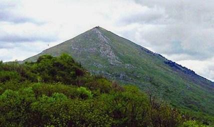 montaña rtanj