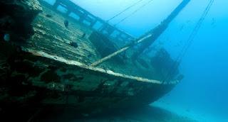 Kapal Blackbeard Di Konfirmasi Berada Di  Utara Carolina