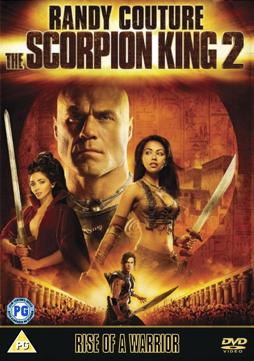 Phim Vua Bò Cạp 2 - The Scorpion King Ii: Rise Of A Warrior