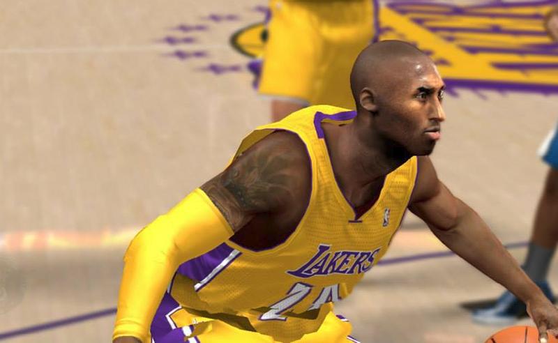 Kobe Bryant Next-Gen PC Mod