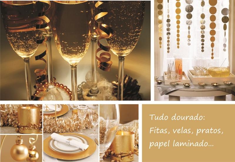 Ano+Novo+%25286%2529 Decoração de Ano novo: Muito brilho e ouro