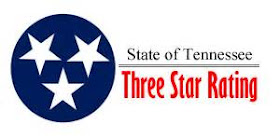 Three Star Rated by the State of Tennessee!