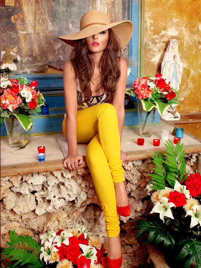 Cheryl Cole Hair Color 9