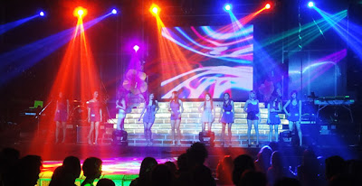 thailand disco and nightlife girls