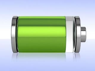 Baterias Samsung menores e mais eficientes