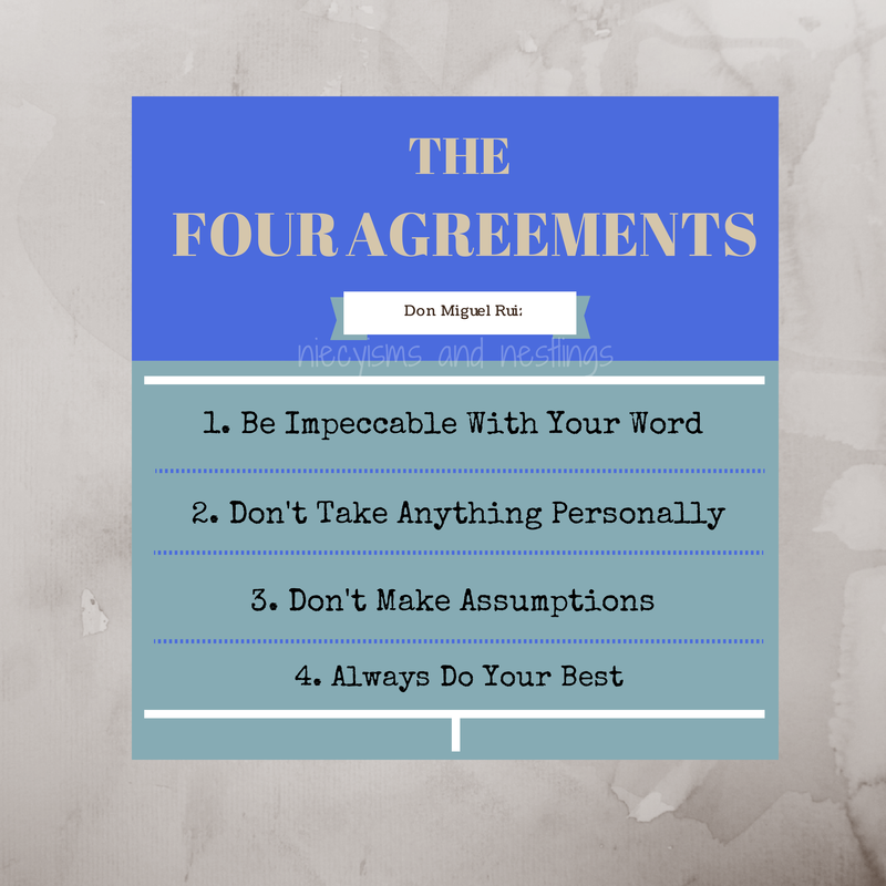 Fight The Power Of Disagreement With The Four Agreements