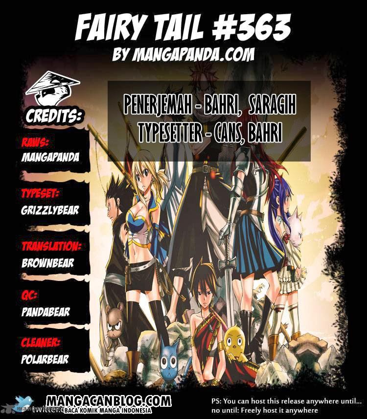 Dilarang COPAS - situs resmi www.mangacanblog.com - Komik fairy tail 363 - buku catatan sang iblis 364 Indonesia fairy tail 363 - buku catatan sang iblis Terbaru |Baca Manga Komik Indonesia|Mangacan