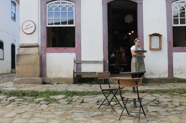 Paraty, Centro histórico, Rio, Café Pingado Paraty