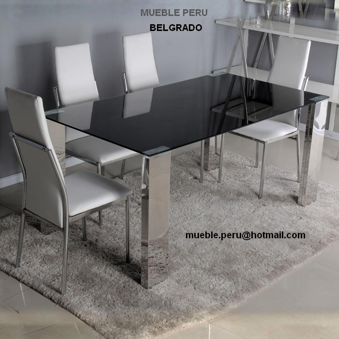 Comedores   muebles perÚ