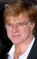El actor de cine Robert Redford