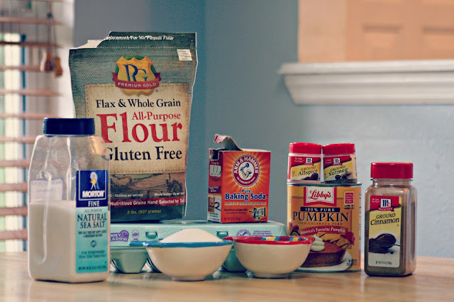 gluten free pumpkin bread, bread, pumpkin bread, gluten free