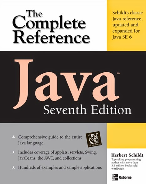 Java The Complete Reference Seventh Edition by Herb Schildt PDF Download