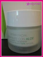 Crema Facial Hidratante con ALOE - Deliplús