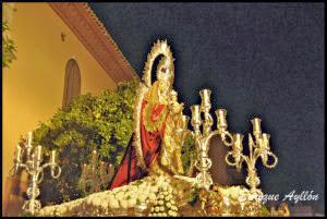 Virgen del Rosario de San Vicente 2013
