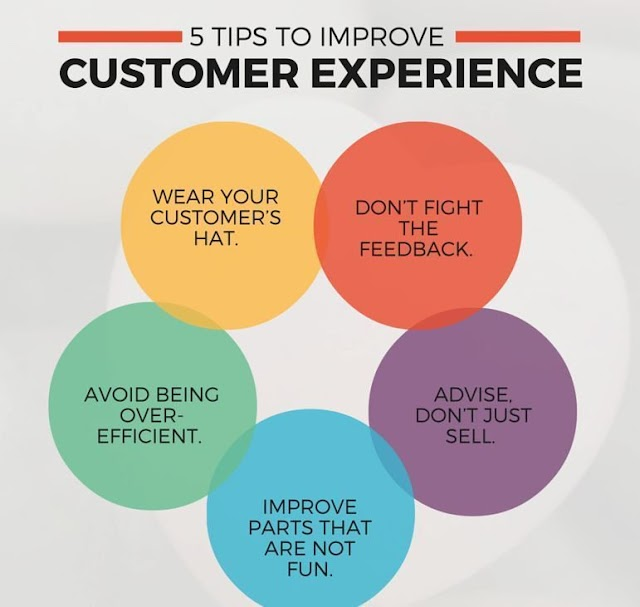 5 tips to improve Customer Experience