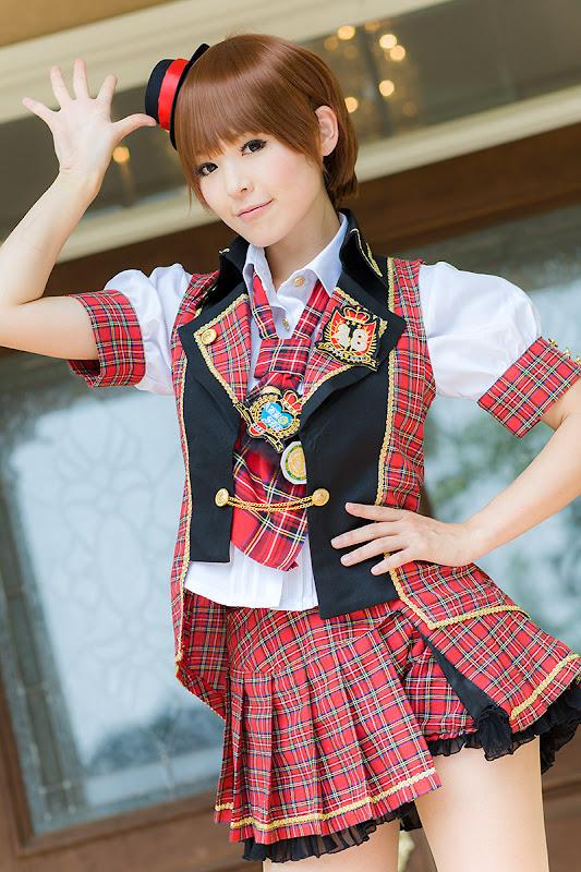 CosRain.Com  HonokaAkitsu's COSPLAY - AKB48