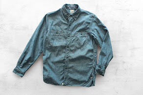 orSlow -Chambray Work Shirt