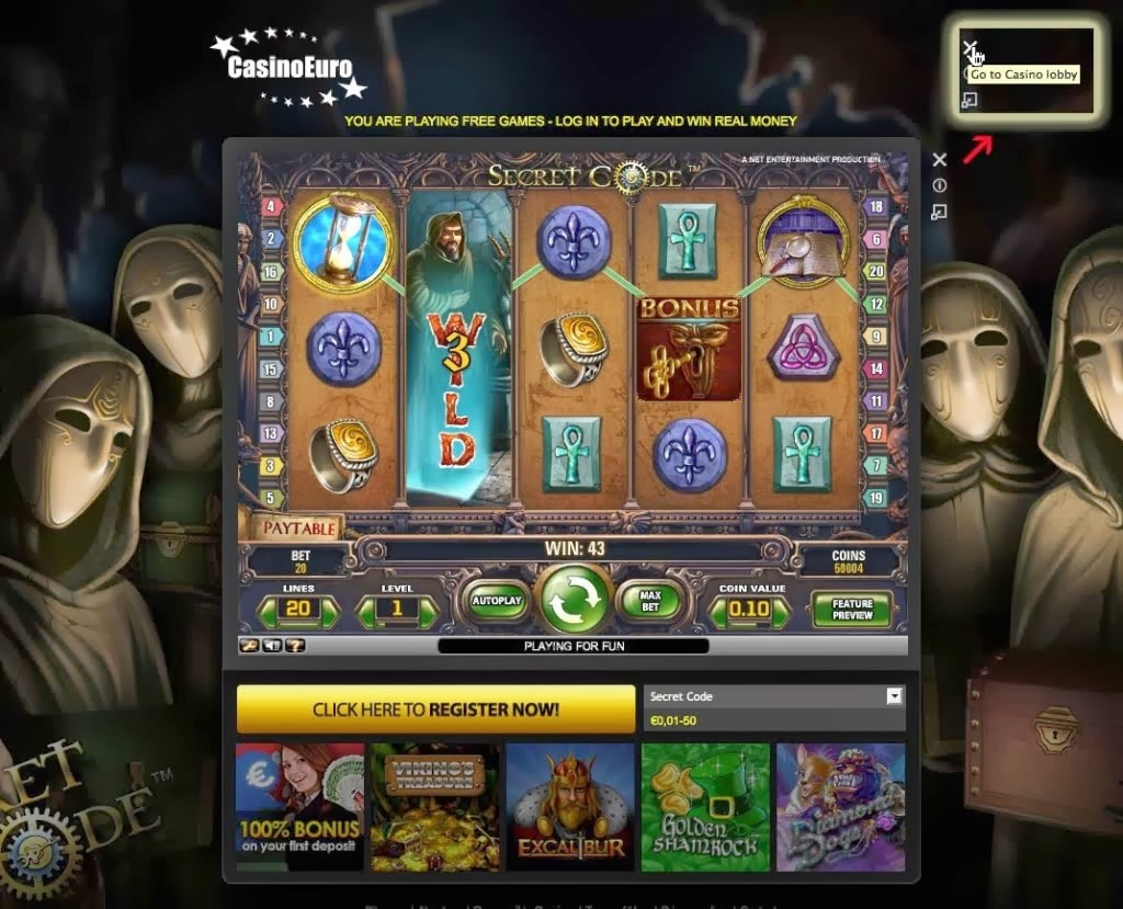 free slot games for money prizes
