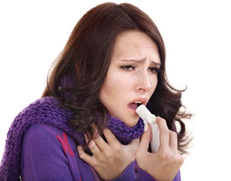 Bệnh viêm mũi dị ứng có nguy cơ bị hen suyễn cao