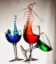 La felicidad, las burbujas y el brindis