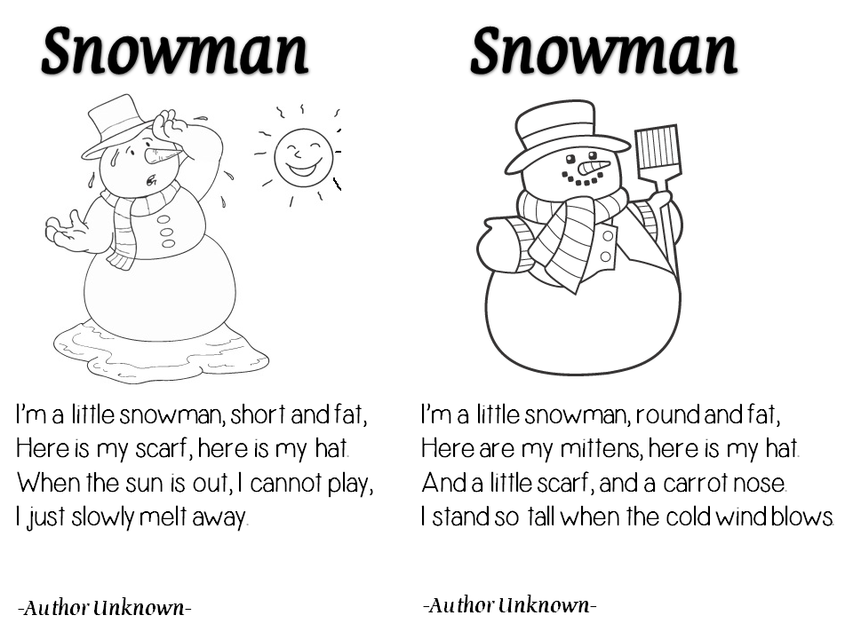 short essays about winter