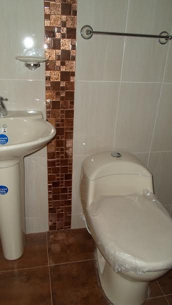 Modernización de baños