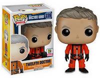 Funko Pop! Spacesuit Twelfth Doctor (SDCC 2015) LE 1008