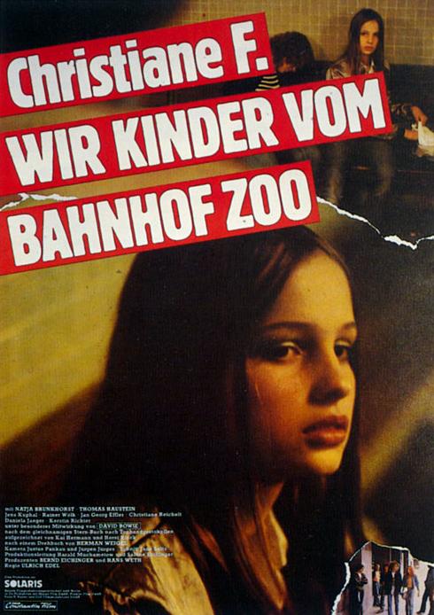 Filmtipp Familienfunk Christiane F. - Wir Kinder vom Bahnhof Zoo