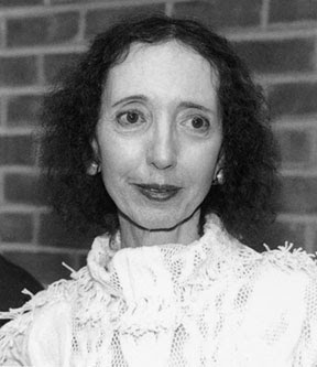 beenwhere going joyce oates Joyce carol oates is the author of more than 70 books, including novels, short story collections, poetry volumes, plays, essays, and criticism, including the national bestsellers we were the mulvaneys and blonde.