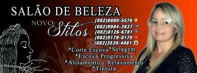 SALÃO BELEZA NOVO STILOS