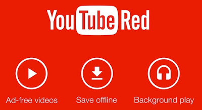 YOUTUBE, RED ,YOUTUBE RED