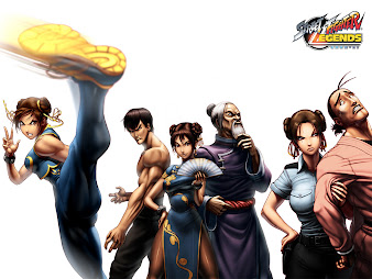 #9 Street Fighter Wallpaper