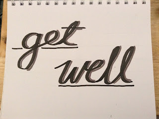 Hand-written-letterings-typography-get-well-soon-message