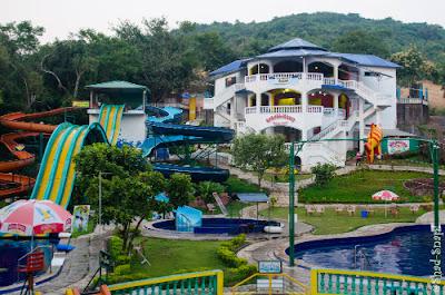 Splashdown Water Park Anjuna Goa
