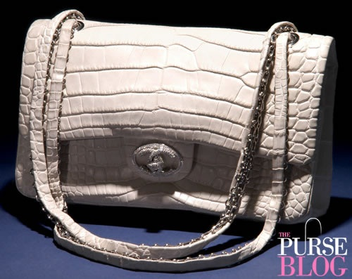 3. Chanel Diamond Forever Classic