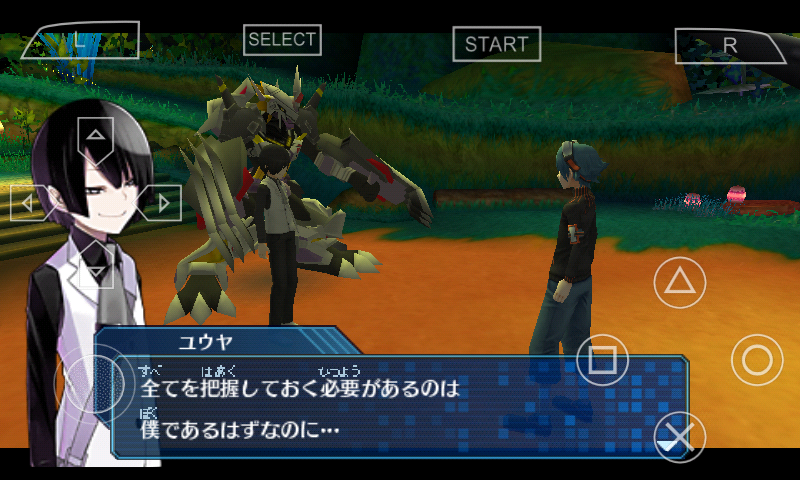 digimon world re digitize psp iso download english patch