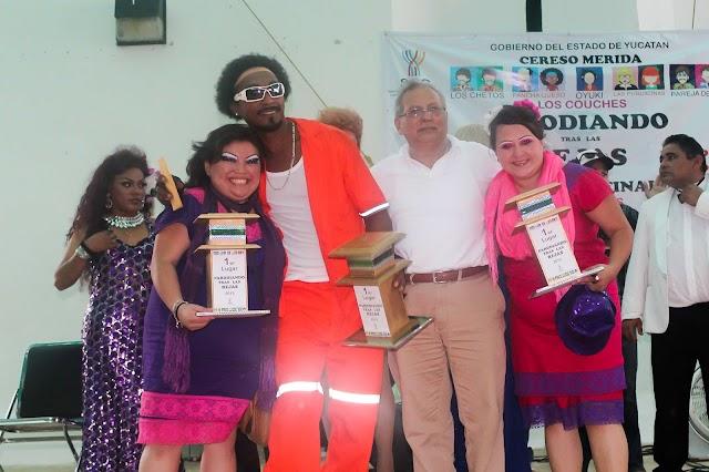 """Concluye concurso """"Parodiando tras las rejas"""" en el Cereso de Mérida"""